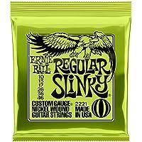 【正規品】 ERNIE BALL 2221 エレキギター弦 (10-46) REGULAR SLINKY レギュラー・ス…
