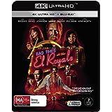 Bad Times At The El Royale (4K Ultra HD + Blu-ray)