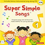 スーパーシンプルラーニング(Super Simple Learning) スーパーシンプルソングス 1 第2版 CD 2…