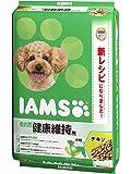 アイムス (IAMS) ドッグフード 成犬用 健康維持用 小粒 チキン 12kg