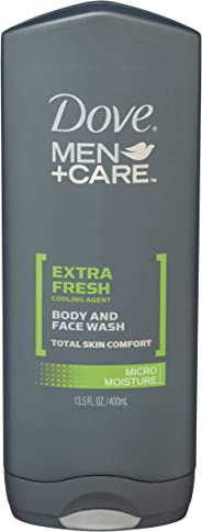 Dove Men+Care Body Wash Extra Fresh, 400ml