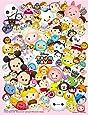 300ピース ジグソーパズル プチ2ライト Disney TSUM TSUM ツムツム―ぎっしり―(16.5x21.5cm)