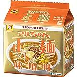 マルちゃん正麺 味噌味 5食×6個