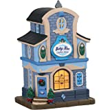 Lemax Village Collection Betty's Blue China Shop #05676