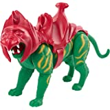 Masters of the Universe Origins Battle Cat Action Figure, multicolor (GNN70)