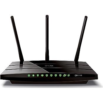 TP-Link WiFi 無線LAN ルーター 11ac/n/a/b/g デュアルバンド(1300Mbps+450Mbps) Archer C7 (2016年モデル:Nintendo Switch 動作確認済)