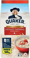 Quaker Instant Oatmeal, 900g