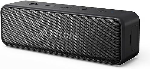 Soundcore Motion B(12W Bluetooth4.2 スピーカー by Anker)【IPX7防水規格 / 12時間連続再生 / 大音量サウンド/マイク内蔵】