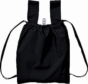 ゴーウェル トレードワークス(Trade Works) MOTTERU クルリト デイリーリュックバッグ ブラック ブラック 16×9×9cm MO-1104-009