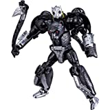 Transformers - Generations - War for Cybertron: Kingdom - 5.5inch WFC-K31 Shadow Panther - Deluxe Class - Collectible Action