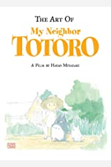 The Art of My Neighbor Totoro Hardcover