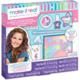 Make It Real - Deluxe Unicorn Makeover - Kids Makeup Set for Girls and Tweens - Includes Eyeshadow, Temporary Tattoos, Nail P