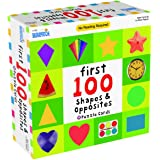 First 100 Shapes & Opposites Puzzle Cards Puzzle