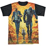 Trevco Men's Quantum and Woody Sublimated T-Shirt