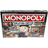 Hasbro E1871 Monopoly Game: Cheaters Edition Board Game Ages 8 and Up