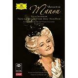 Massenet マスネ / 歌劇『マノン』全曲 ポネル演出 A.フィッシャー&ウィーン国立歌劇場、グルベローヴァ、アライサ、他