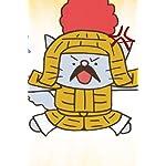 ねこねこ日本史 iPhone(640×960)壁紙 「みんなでつくろう、古墳時代!」