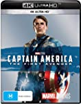 Captain America (4K Ultra HD)
