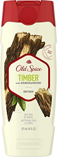Old Spice Timber Body Wash, 473ml
