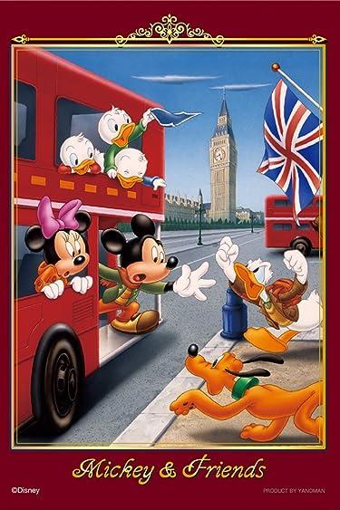 ディズニー  iPhone/Androidスマホ壁紙(640×960)-12 - ロンドンバスに乗って