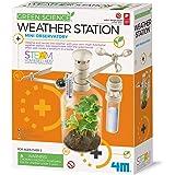 4M 4573 Weather Station Kit Brown