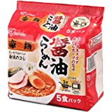 アイリスオーヤマ 豪麺 醤油らーめん5食入り×6袋セット