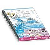 ナカバヤシ ロジカルエアーノート 5冊パック B5 A罫 7mm ディズニープリンセス 64953