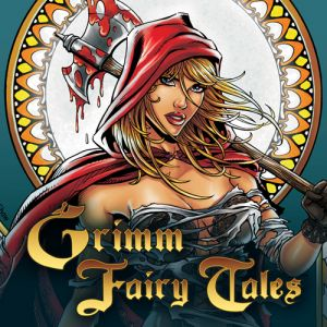 Grimm Fairy Tales (2007-2016) (Collections) (28 Book Series)
