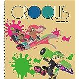 スプラトゥーン2 雑貨シリーズ クロッキーブック SQ(バトル) 高さ18.2cm