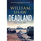 Deadland: the second ingeniously unguessable thriller in the D S Cupidi series