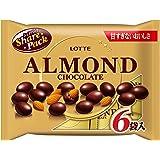 ロッテ アーモンドチョコレートシェアパック 117g