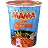 Mama Cup Noodle Seafood 70g