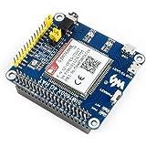 4G / 3G / 2G / GSM/GPRS/GNSS HAT for Raspberry Pi, LTE CAT4,SIM7600E-H 4G HAT