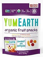 YumEarth Organic Fruit Snacks, 198g