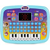 CYZAM Baby Tablet Toy for 1 2 3 Years Old Toddler, Educational Learning Toys with Light and Music, Interactive Toy for Number