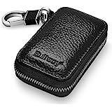 Buffway car Key case Chain Keychain Cover Holder Pouch Bag Shell for car Key fob