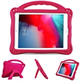 ProCase Kid Case for iPad 9.7 (Old Model) 6th 5th 2017 2018/ iPad Air 2 Air 1/ iPad Pro 9.7 2016 for Boys Girls, Shockproof L