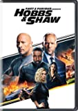 Fast & Furious Presents: Hobbs & Shaw [DVD]