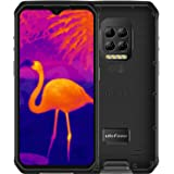 Ulefone Armor 9 Rugged Phones Unlocked, 64MP Thermal Imaging Scanner Camera IP68 Waterproof Rugged Cell Phones,8GB+128GB, And