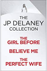 JP Delaney: Three Thrillers in One Kindle Edition