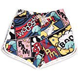 Prefer To Life Womens Board Shorts Couple wear Quick Drying Thin and Light Swim Trunks
