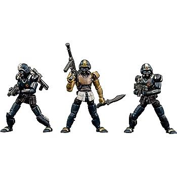 B2Five アシッドレインシリーズ Abaddon Trooper Set ノンスケール 塗装済み 可動フィギュア