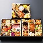 名店のおせち(饗宴)おせち 3段重 40品目 3人前 冷凍【12月30日着】