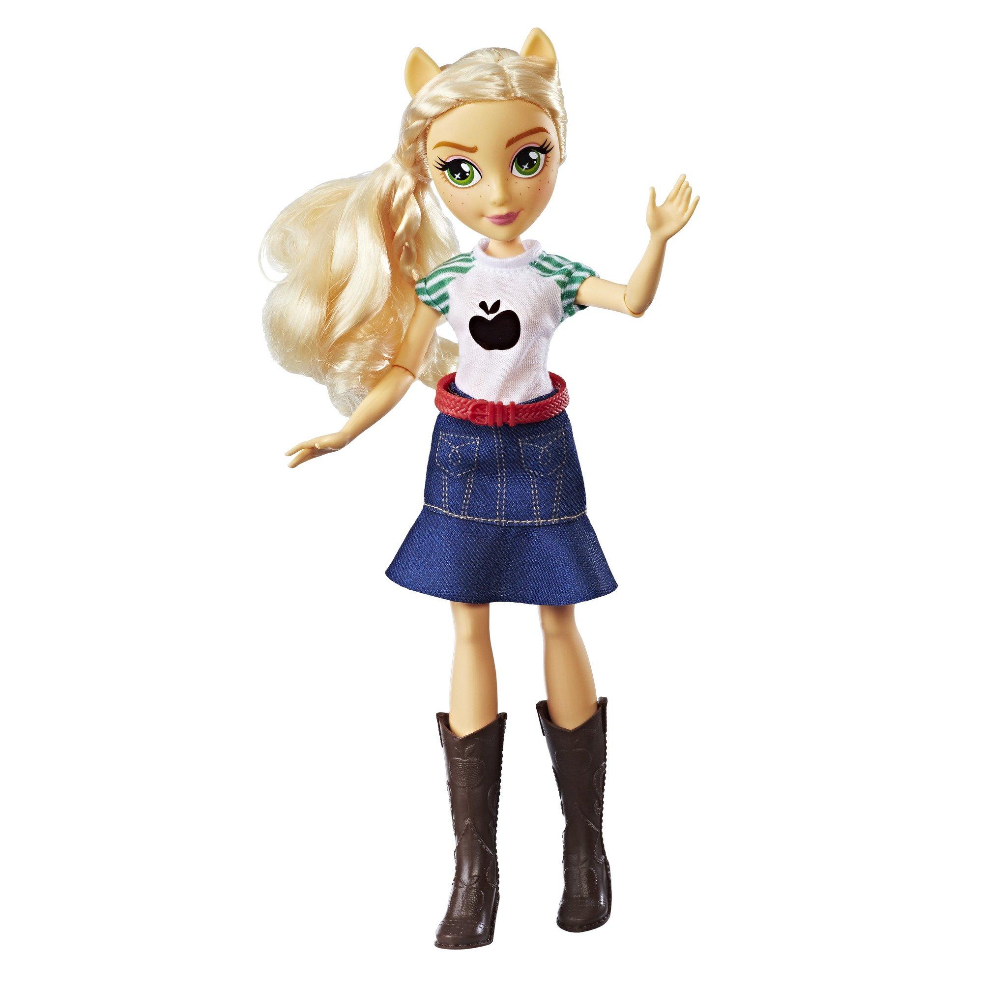 My Little Pony Equestria Girls Rainbow Dash Classic Style Doll