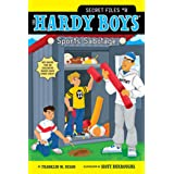 Sports Sabotage (The Hardy Boys Secret Files Book 8)