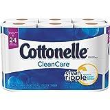Cottonelle Ultrasoft Bulk Toilet Paper (12456), Standard Toilet Paper Rolls, 48 Rolls/Case (4 Packs of 12)