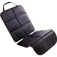 NEXSIA チャイルドシート 保護マット 滑り止め 車 座席保護 シートプロテクター (600D素材,1点(保護マット))