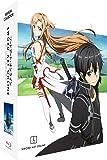 ソードアート・オンライン 限定版 DVD-BOX1 ブルーレイコンボパック (1-14話, アインクラッド編完, 350…