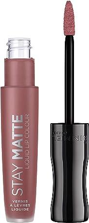 Rimmel London Stay Matte Liquid Lip Colour, 220 Urban Affairs, 5.5ml