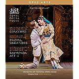 Concerto / Enigma Variations [Blu-ray]